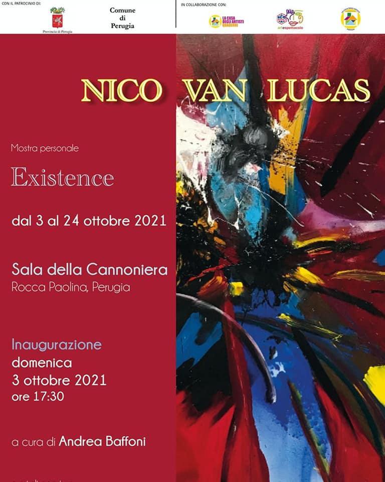 Nico Van Lucas - Existence