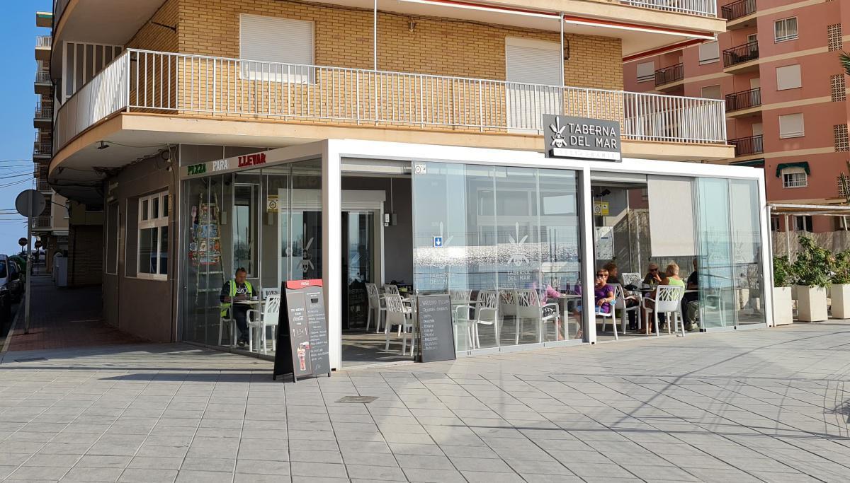Taberna Del Mar - Especialistas en comida italiana