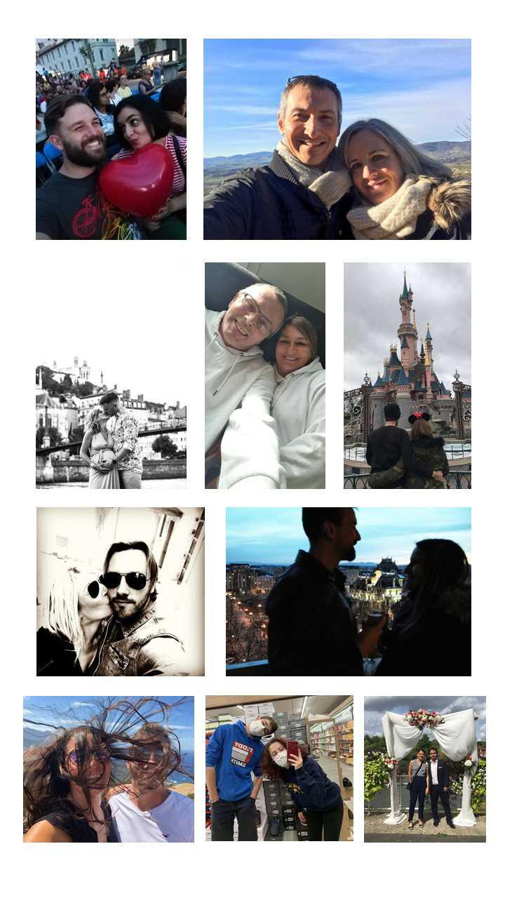 Résultats du jeu concours photos spécial Saint-Valentin ! 💝