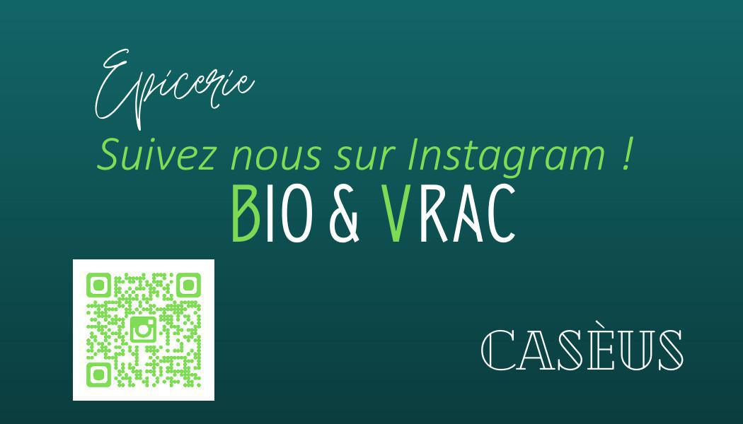 Épicerie Bio et Vrac Casèus