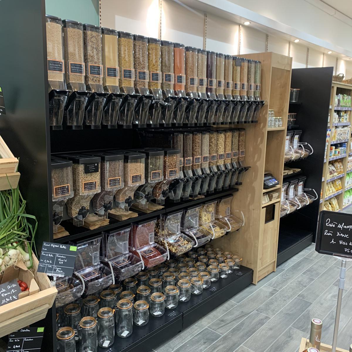 L'épicerie Bio et Vrac Casèus rejoint l'association des commerçants de Monplaisir !