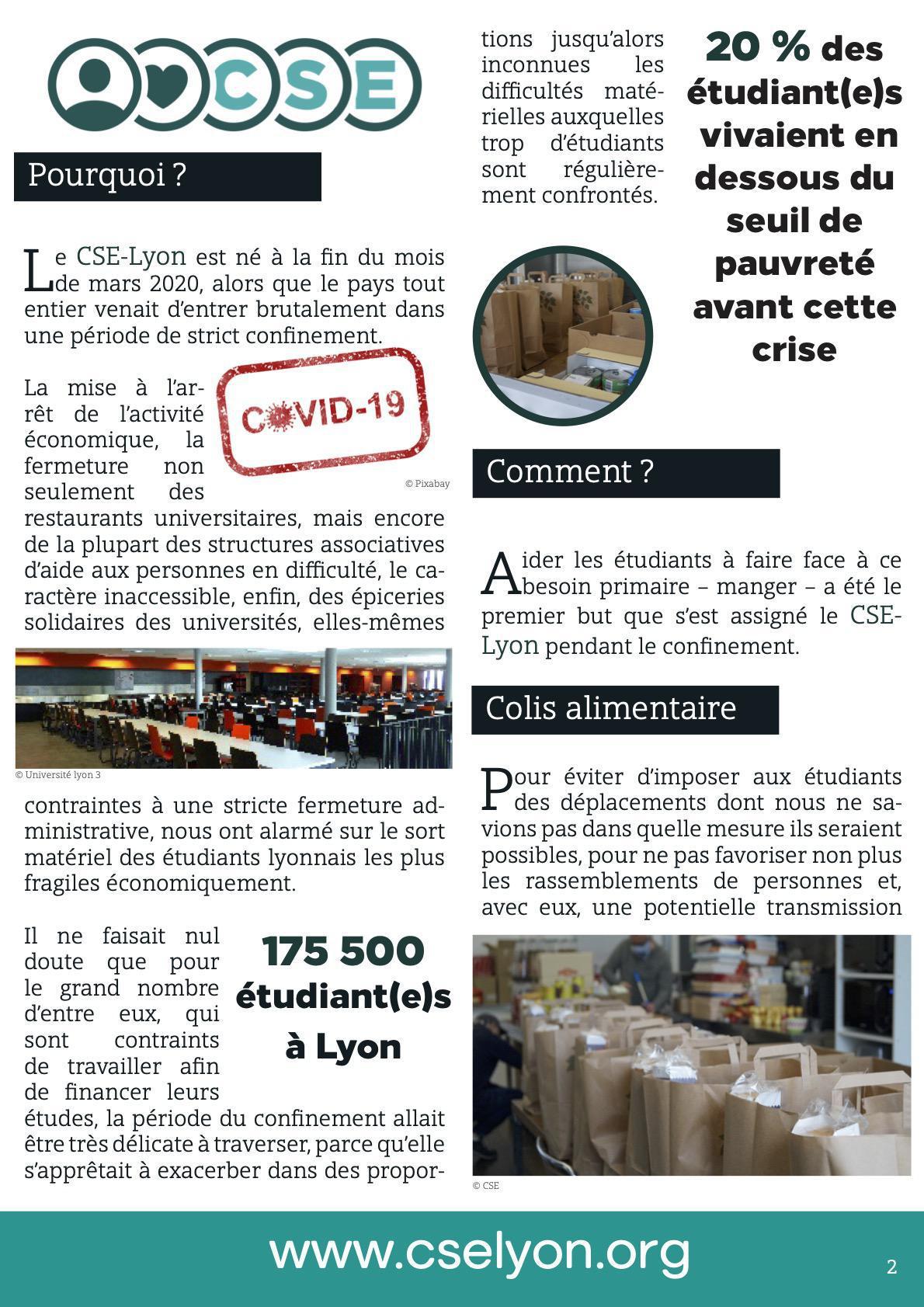 03/07 : grande collecte pour soutenir les étudiant.e.s !