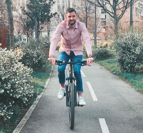 Gaël Sergère - Agent Immobilier à vélo 🚲