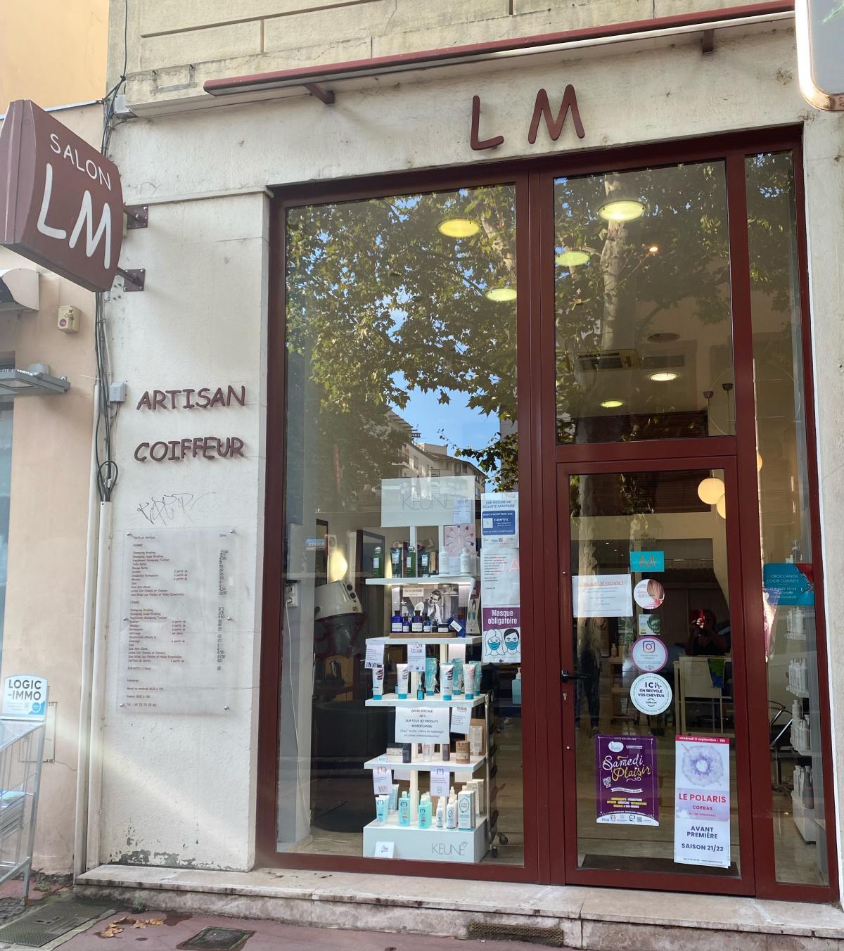 Salon LM rejoint l'association des commerçants de Monplaisir !