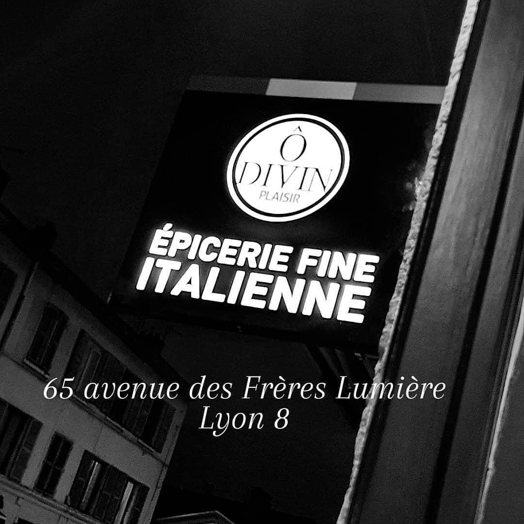 Votre épicerie fine italienne à Lyon Monplaisir... A presto!