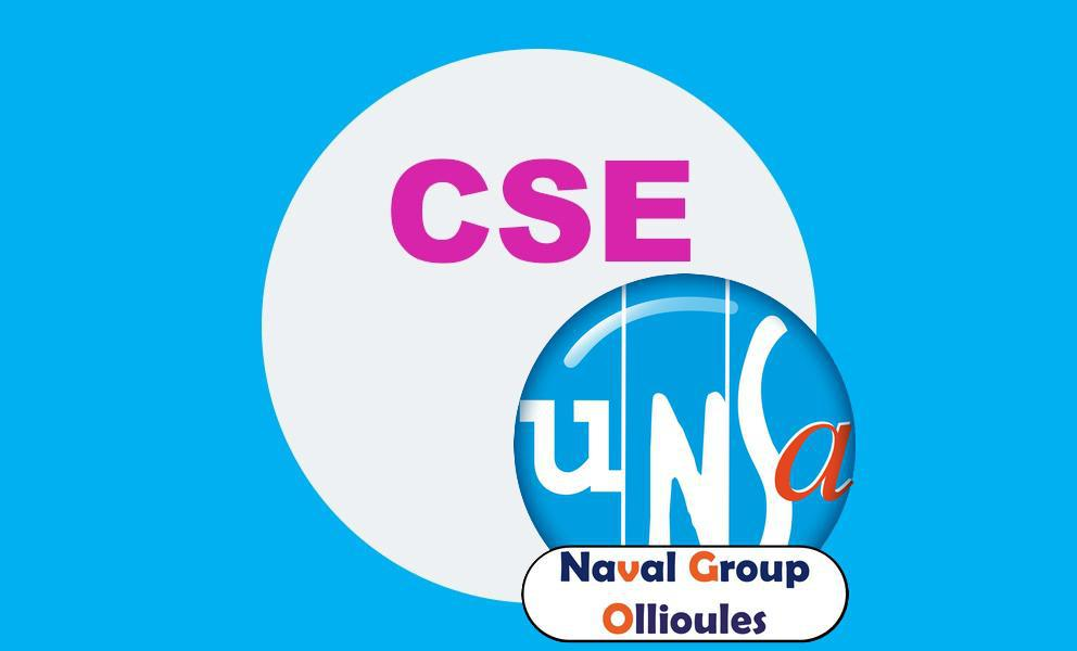 CSE d'Ollioules - réunion du 9 février 2021 - résolution UNSA