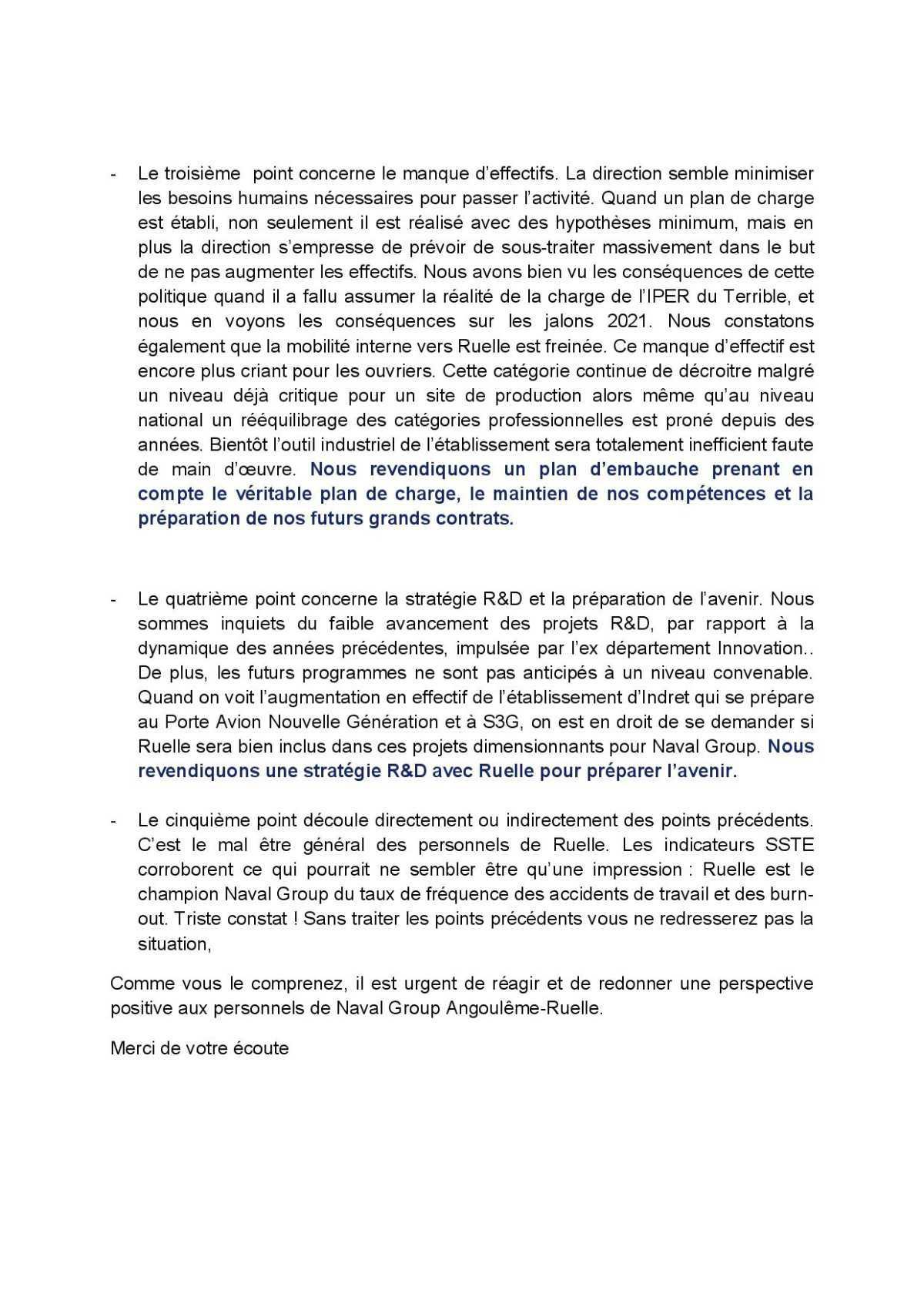 Visite de Laurent Espinasse - 1er septembre 2021
