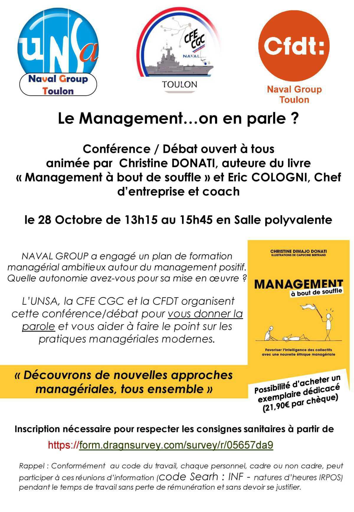 Le Management… on en parle ?