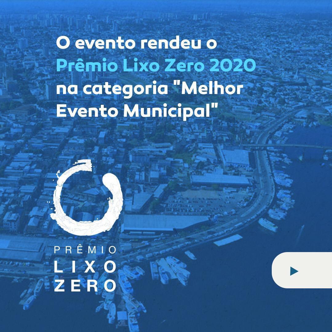 3º Encontro Municipal Lixo Zero - Maio/2021