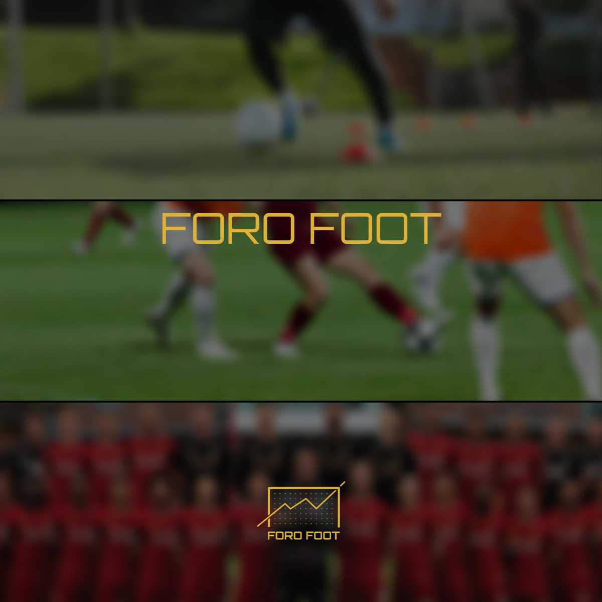FORO FOOT: LE PROGRAMME...