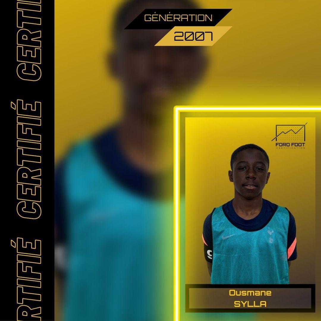 Ousmane SYLLA - 2007