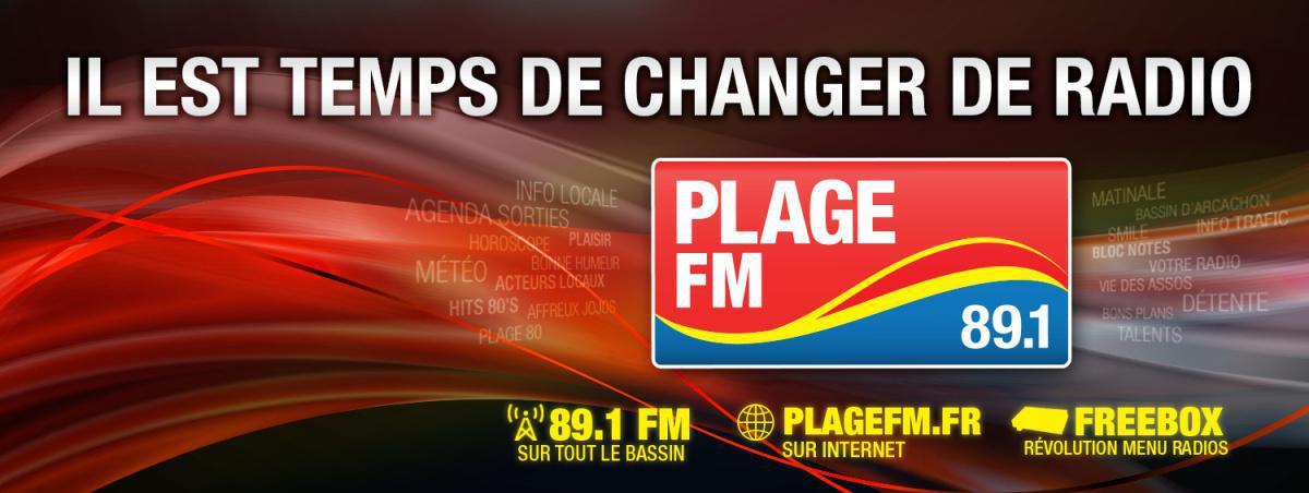 Radio Plage FM : L'esprit Bassin