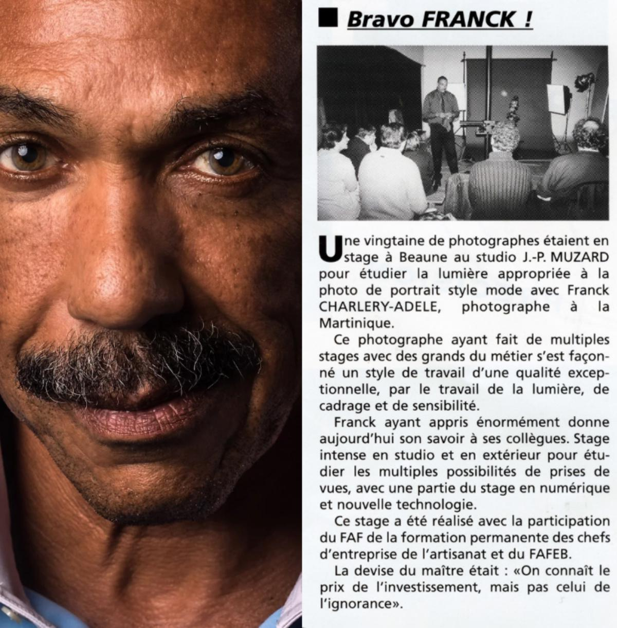 Franck Charlery-Adèle P H O T O G R A P H E
