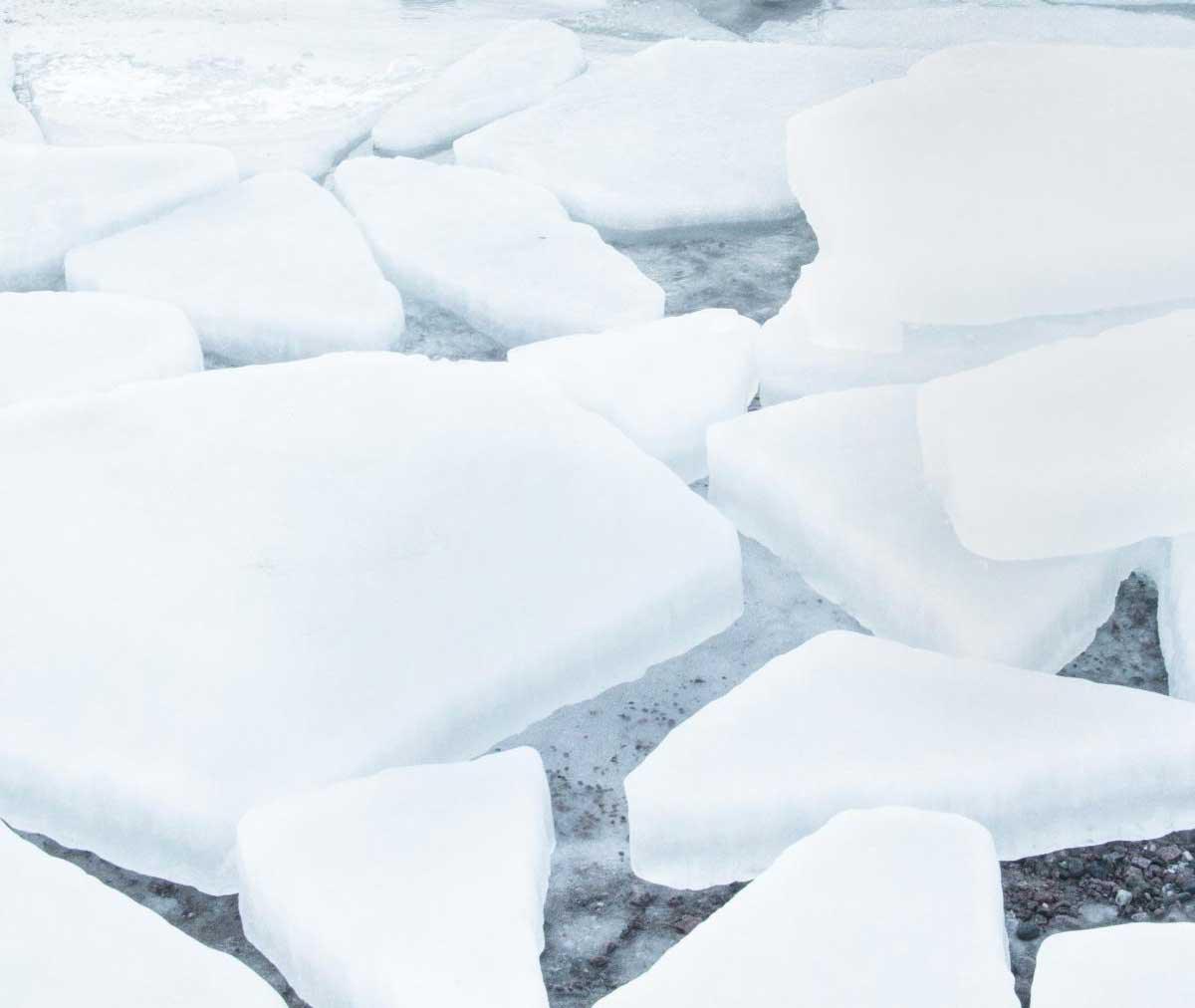 Brisons la glace ;-)
