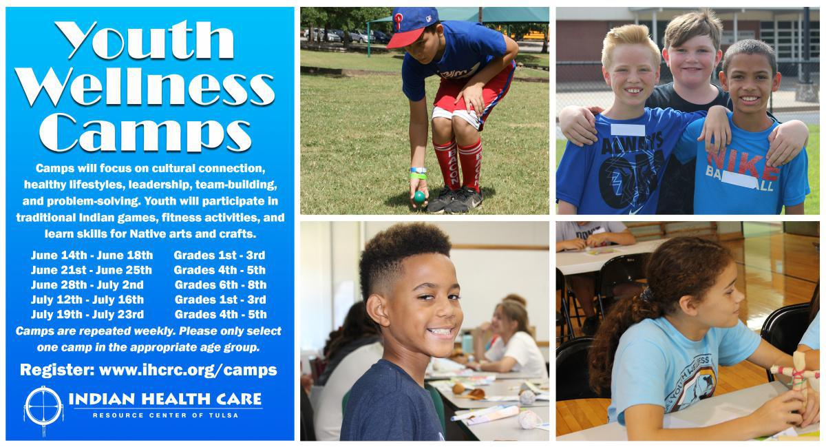 Youth Wellness Camps