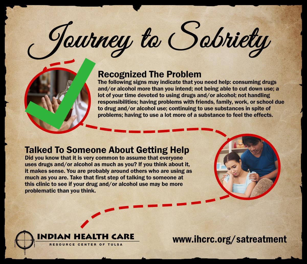 Journey to Sobriety