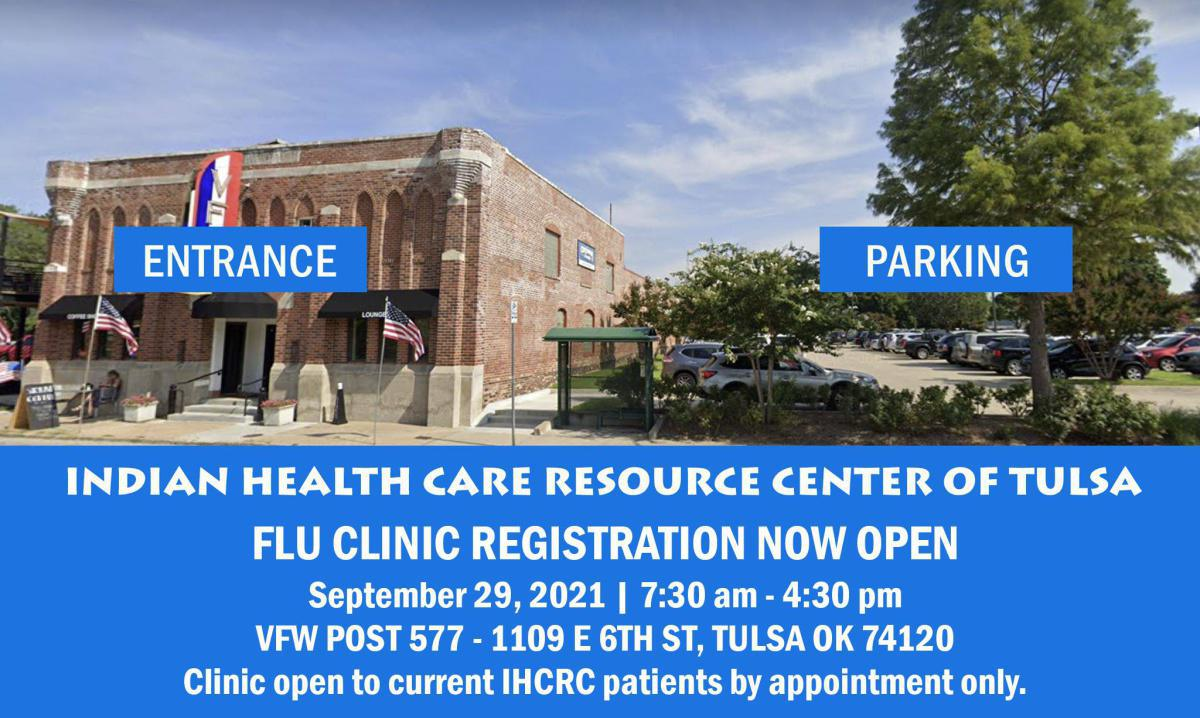 Flu Clinic Registration Open Through Sept 29