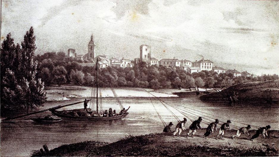 L'emplacement de l'ancien Port