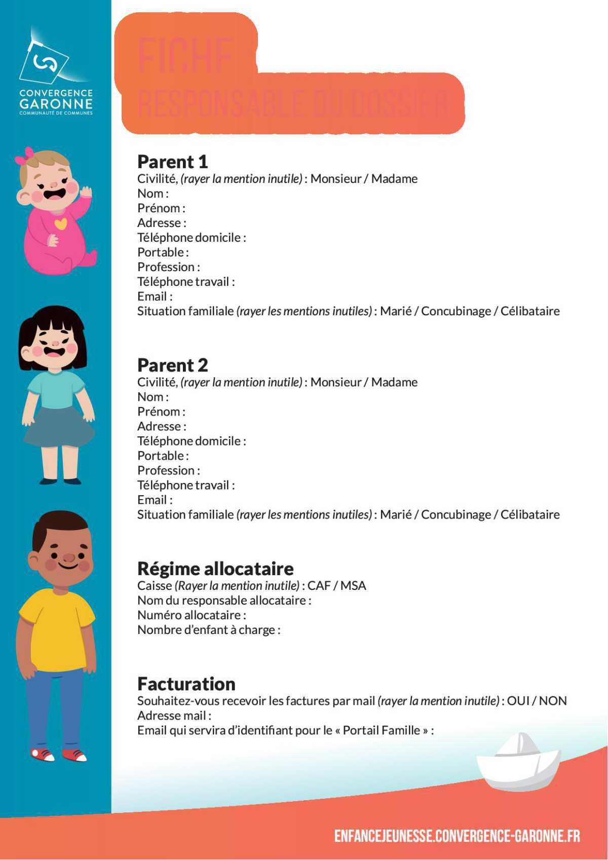 Service enfance de la CDC