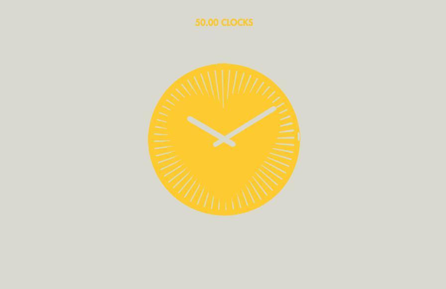 Clock 52.00
