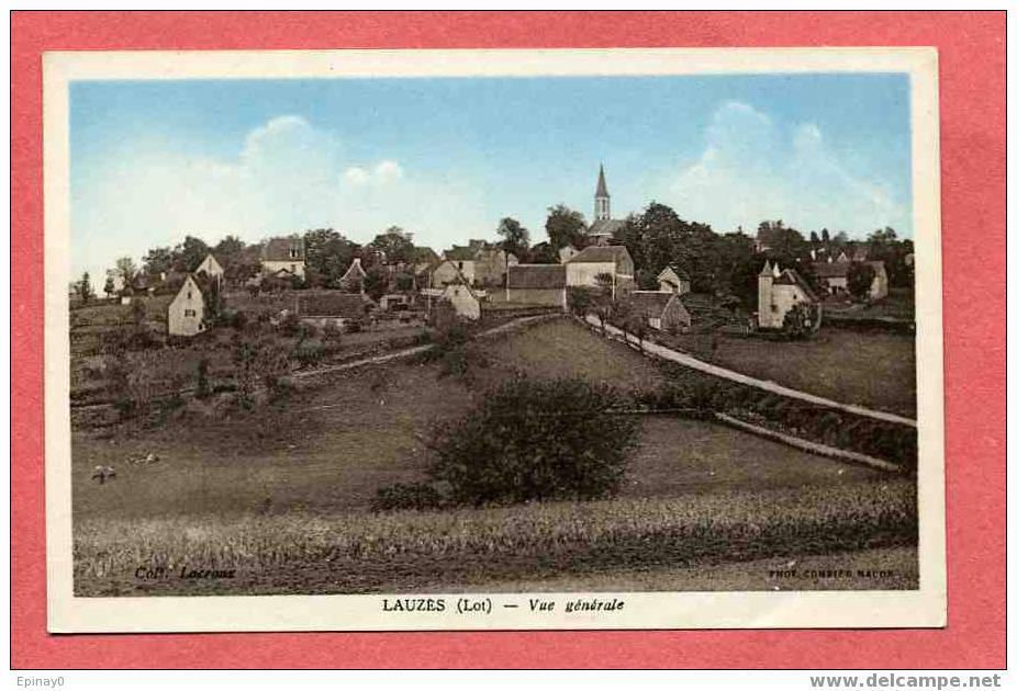 Lauzès, notre village