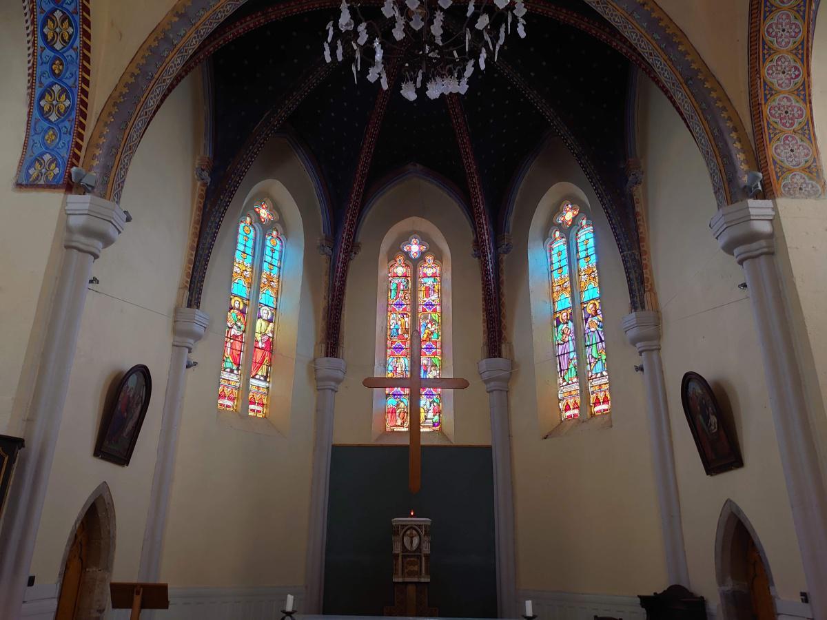 13 - L'église