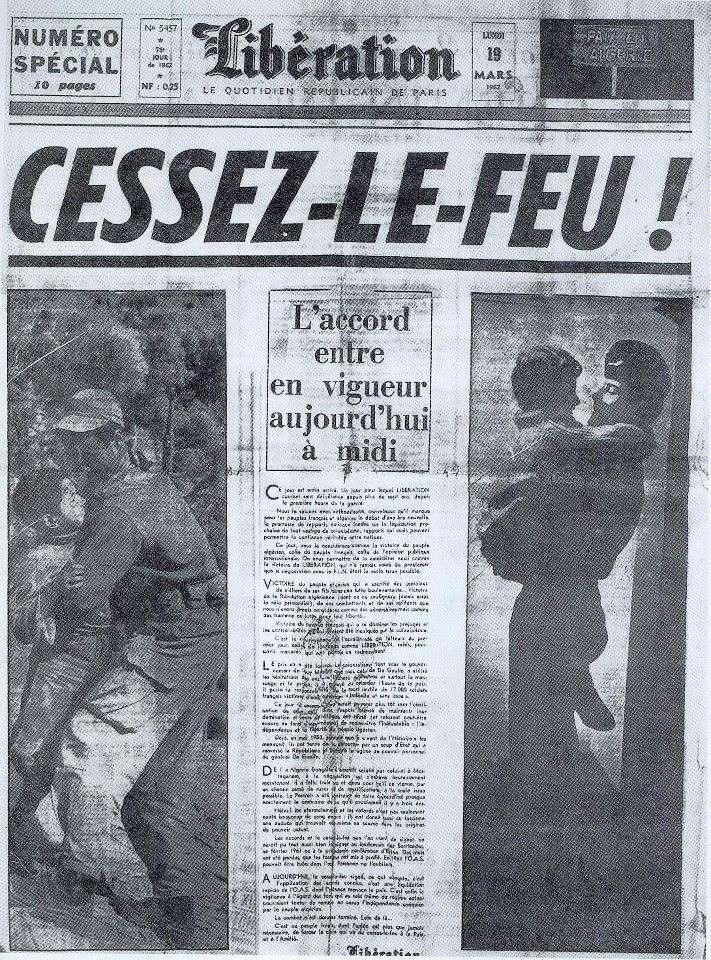 Guerre d'Algérie pour la mémoire