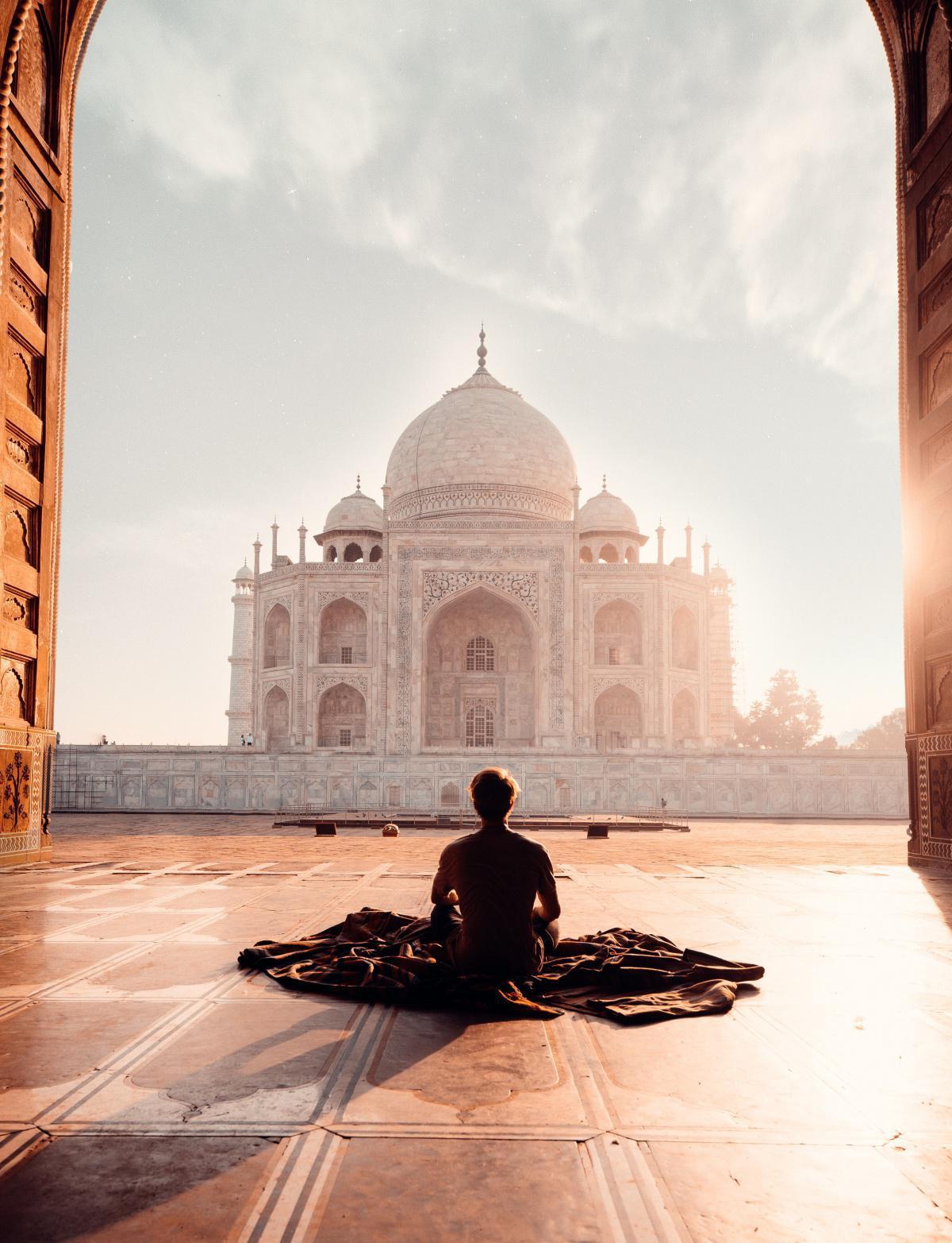 Die sitzende Meditation