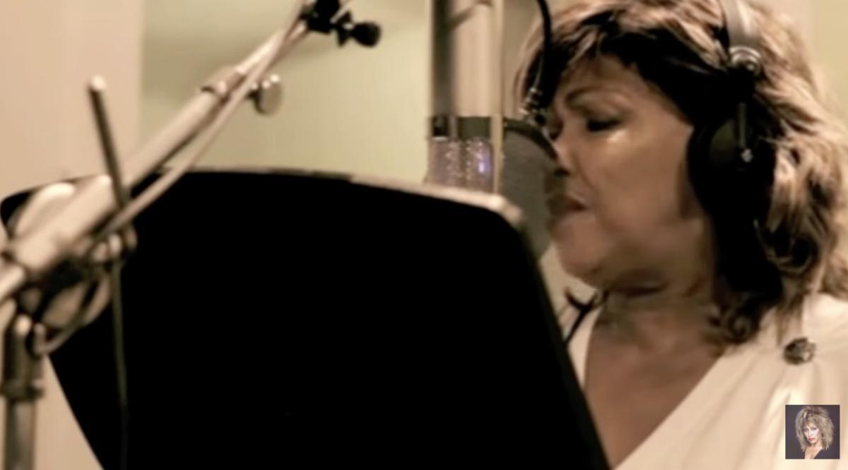 VIDEO: Tina Turner - Sarvesham Svastir Bhavatu (Peace Mantra)