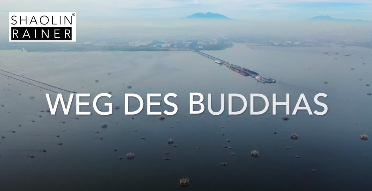 VIDEO: Buddhismus im Alltag - Buddha Blog - Vlog 2