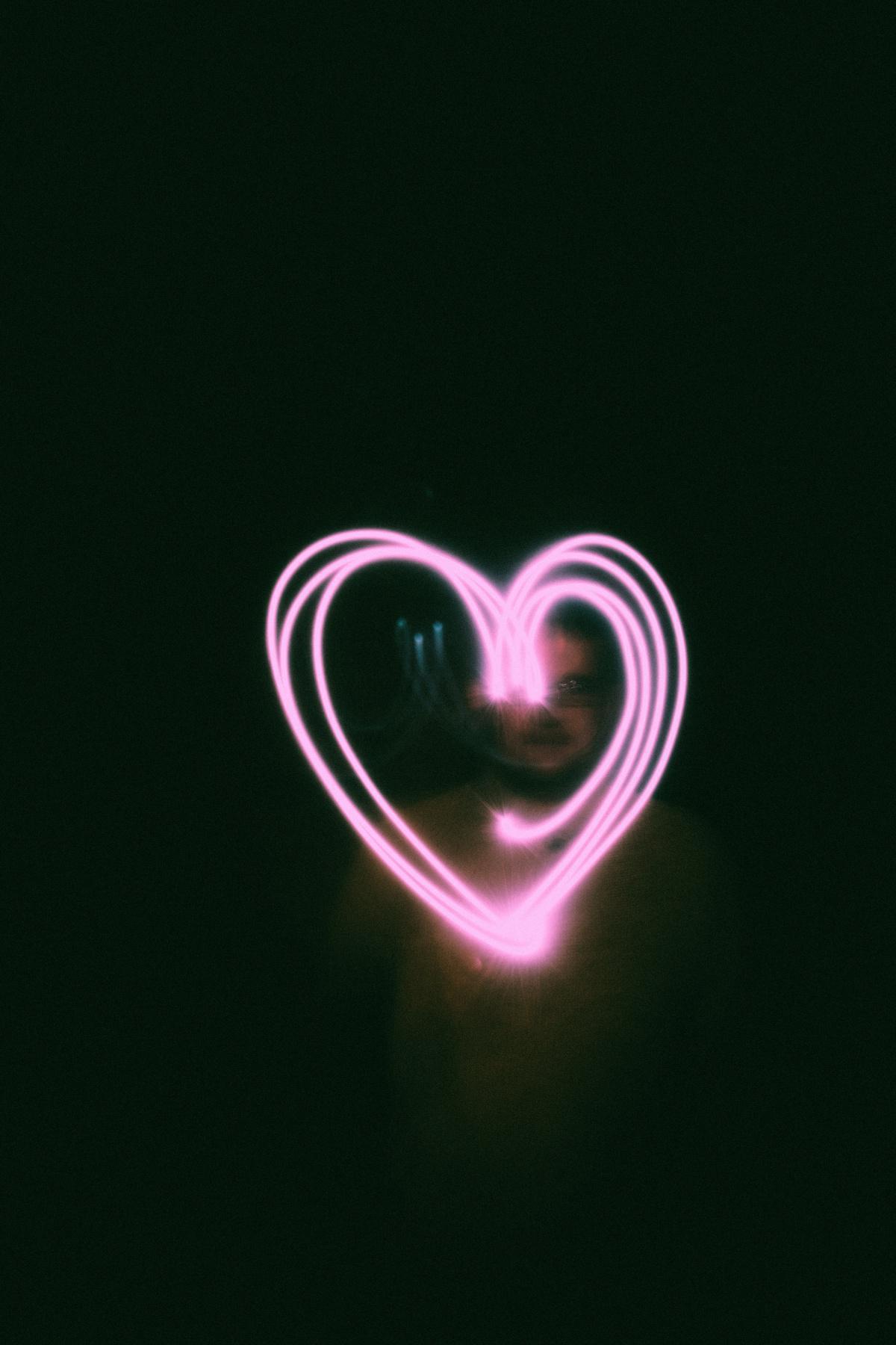 Das Herz in eine Kiste packen