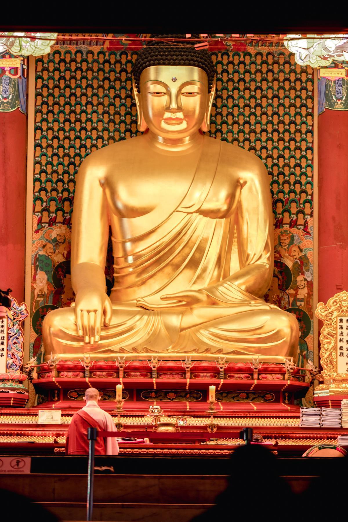 Wer war Bodhidharma?