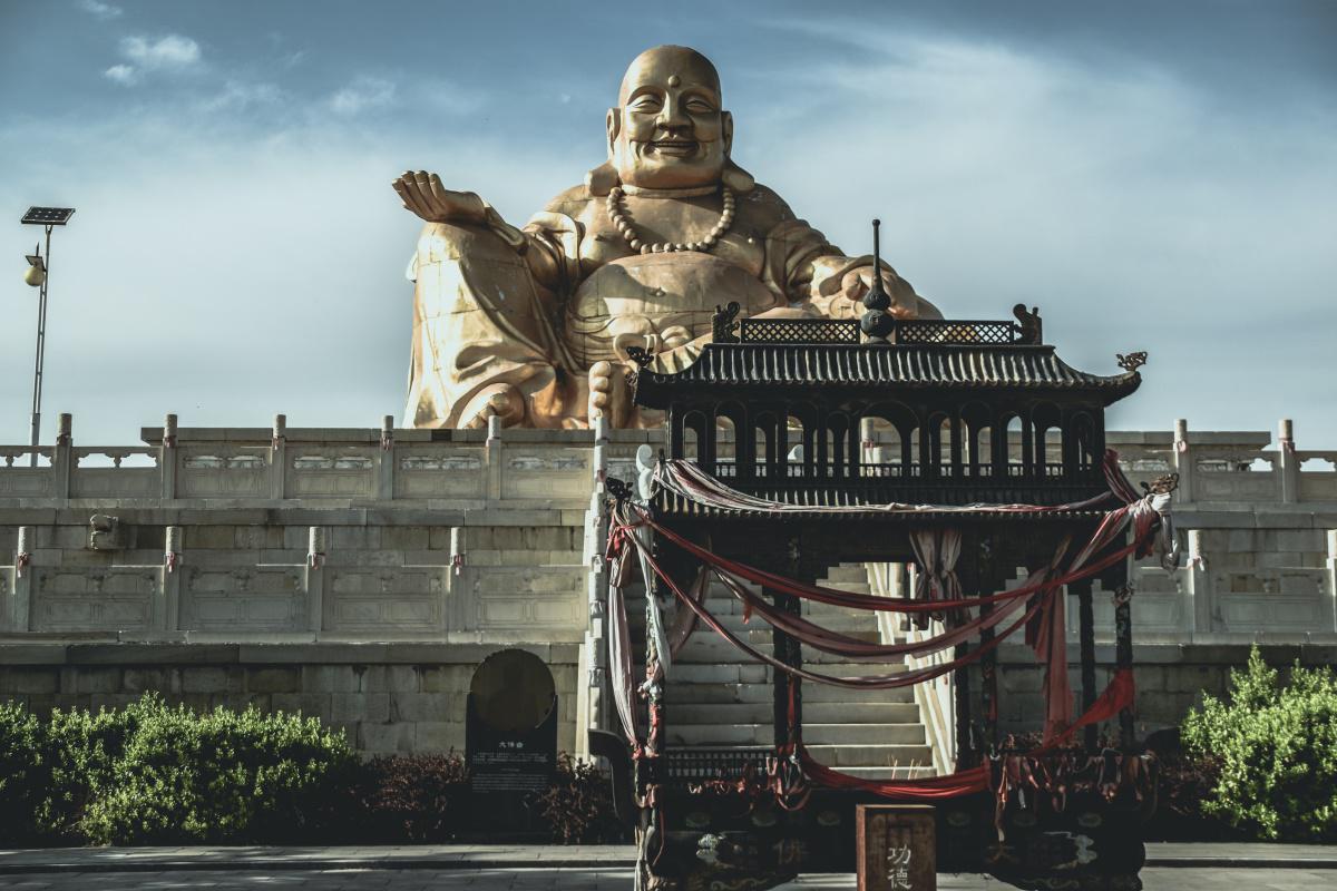 108 Tempel Tour