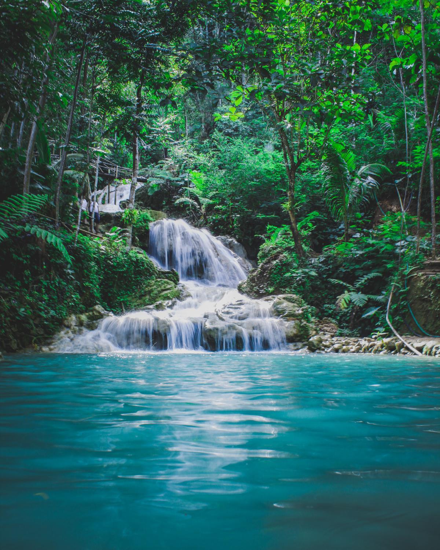 Buddhismus und der Fluss