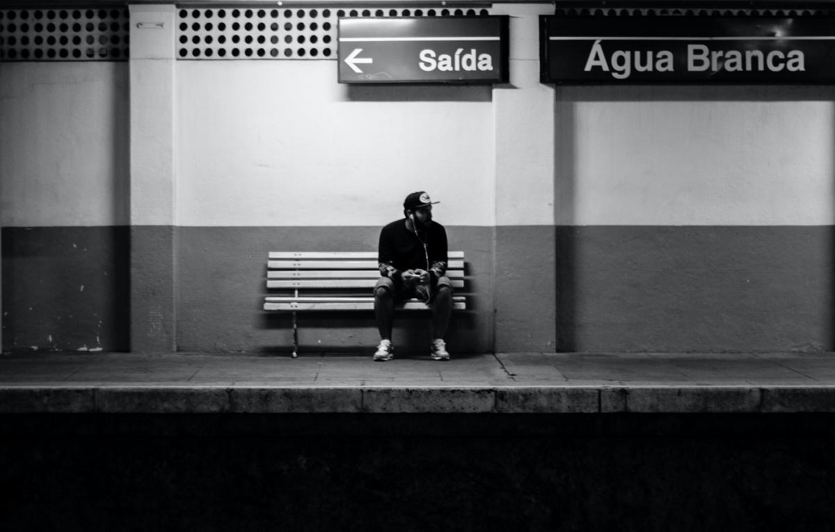 Das Leben besteht aus Warten