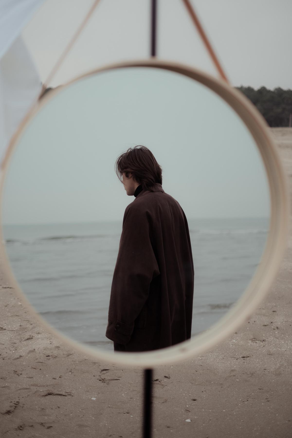 Der Mensch im Spiegel