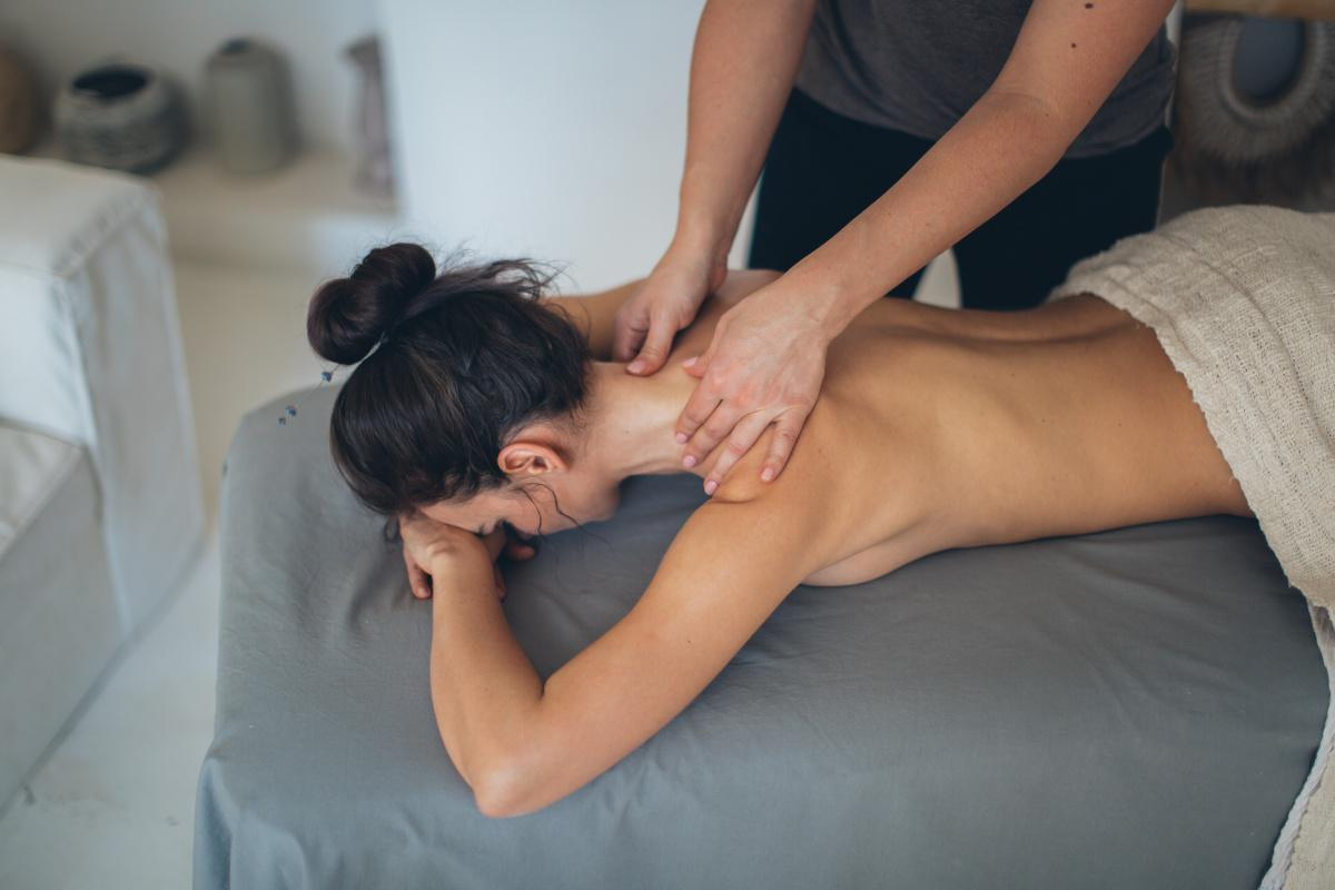Thai-Massagen