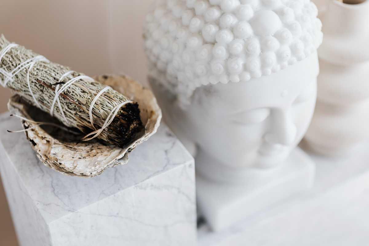 """Der Geist Buddhas ist die """"Leere"""""""