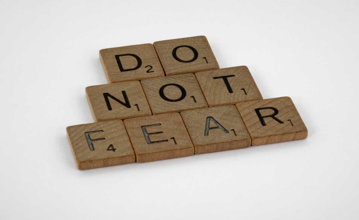 Unsere Furcht