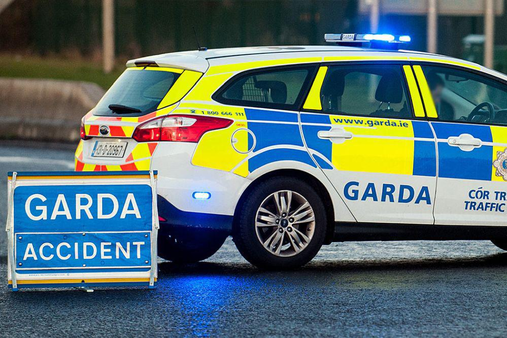 Man dies in single car collision in Moyvane, Co Kerry