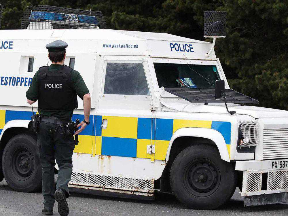 Armed and masked men carry out aggravated burglary in Co Tyrone