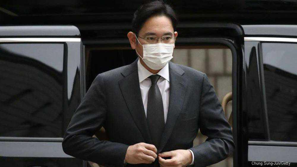 Heir to Samsung multi-billion-dollar fortune sent back to jail in South Korea