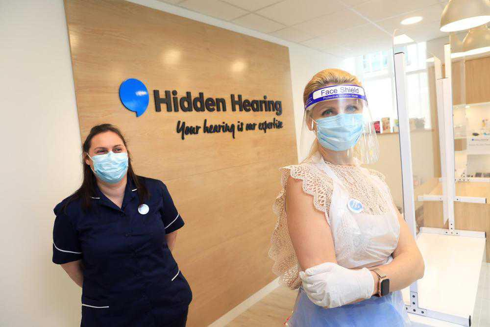Hidden Hearing unveil plans to create 150 new jobs over next five years