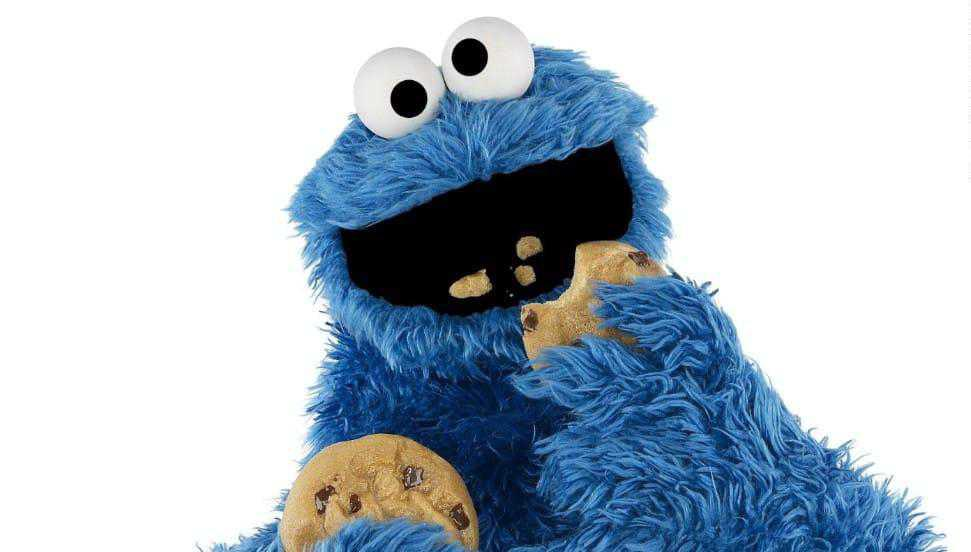 A real treat: 'Cookie Monster' rock could be sold for up to $10,000