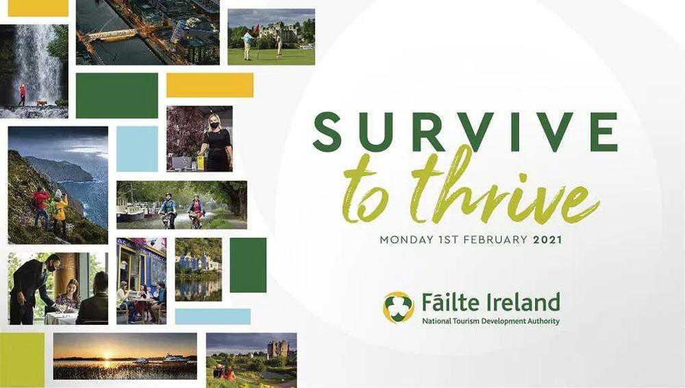 Huge economic boost for Irish tourism sector as Fáilte Ireland announces €55 million funding package