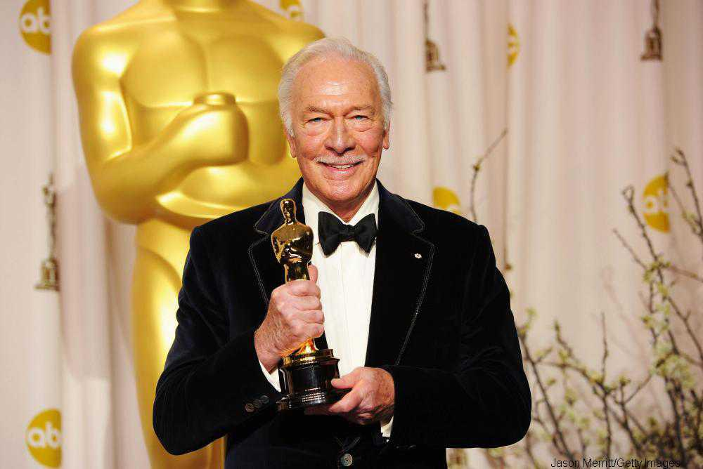 Hollywood mourns the death of legendary actor Christopher Plummer