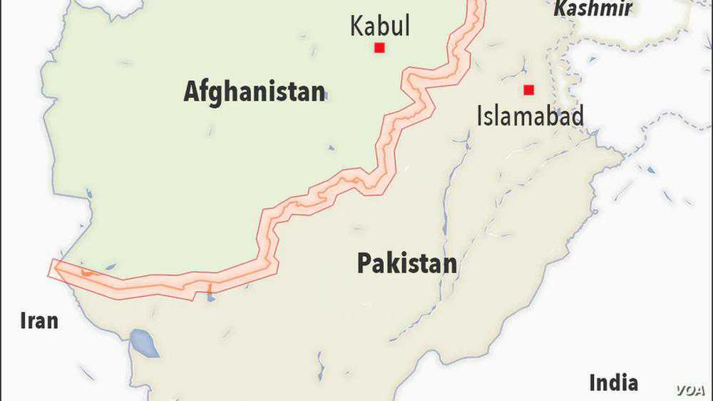 Four Pakistani soldiers killed near Afghan border