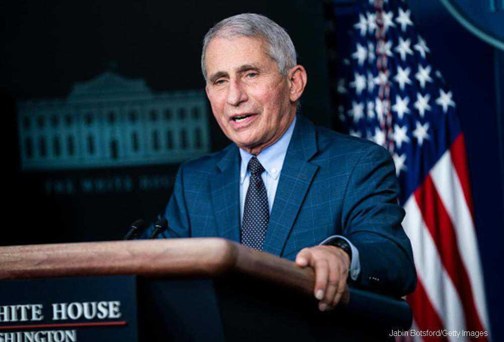 Dr Fauci awarded $1 million for 'defending science' during the pandemic
