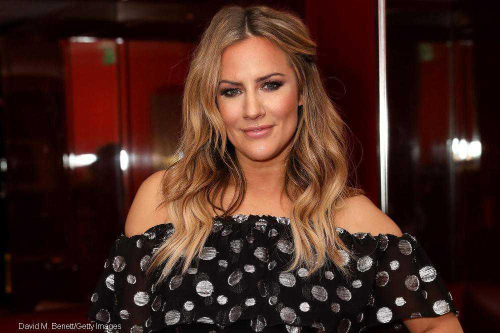 Fans and celebrities alike pay tribute to Caroline Flack one-year on