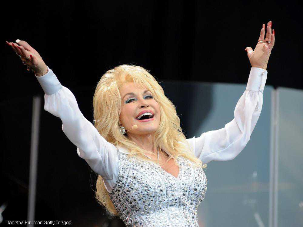 When life is good again: Dolly Parton politely declines offer from home city to erect statue in her honour